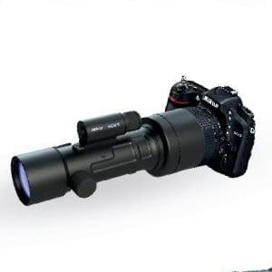 Nitehog NIR-M op een Nikon te koop bij BoarControl.nl