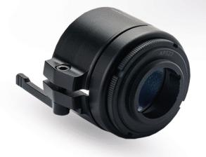 Nitehog oculair adater 56 of 62 mm voor Nitehog TIR-M35 Chameleon en NIR apparaten te koop bij BoarControl.nl